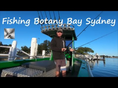 FISHING BOTANY BAY SYDNEY | Fishing & Cooking