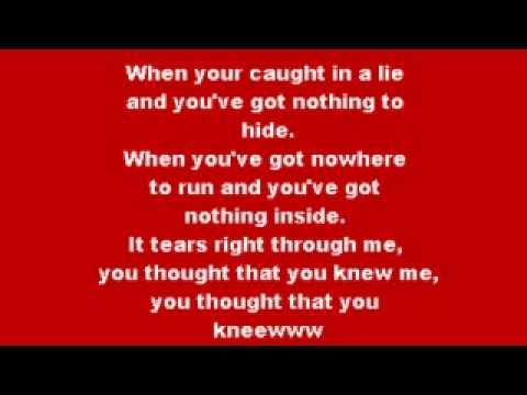 Perfect by Hedley Lyrics