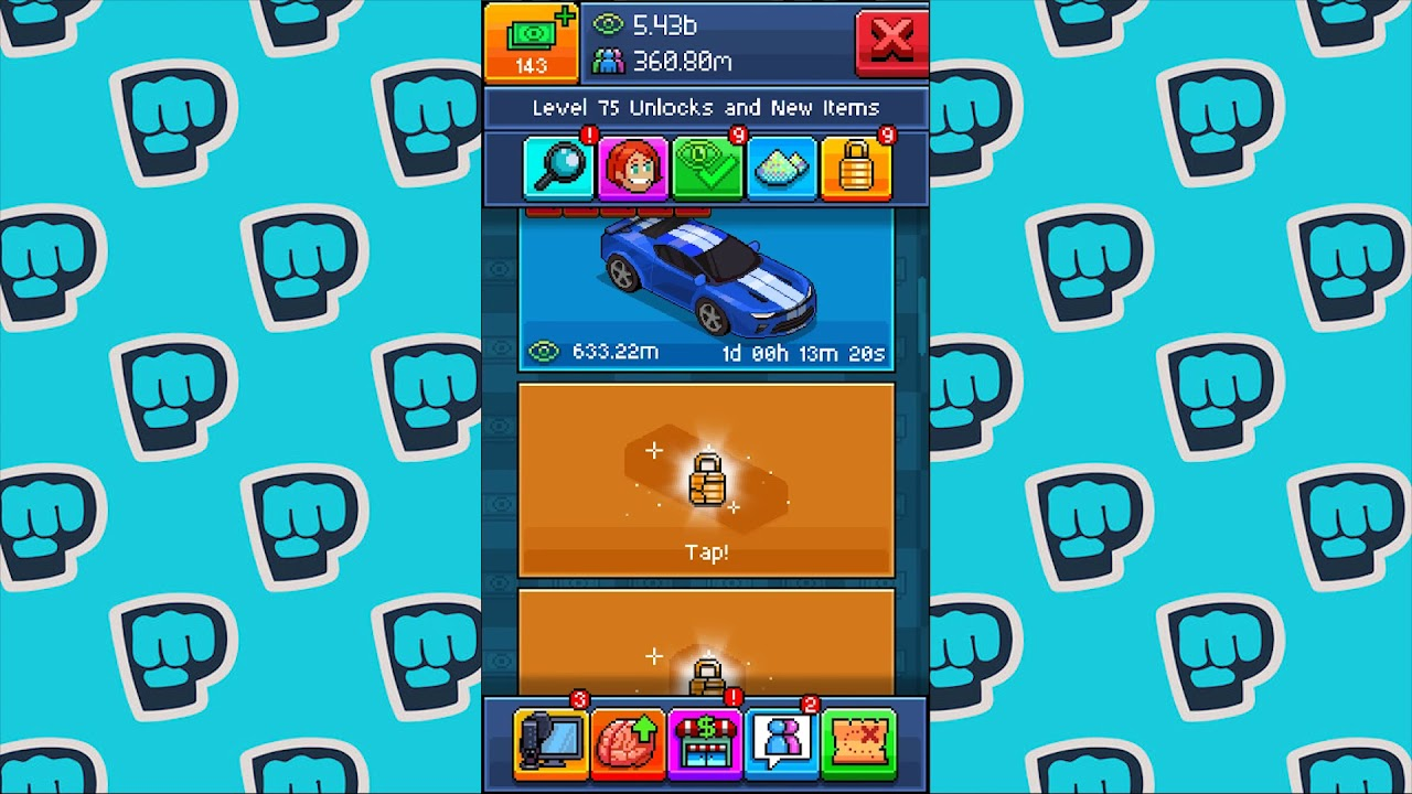 Tuber simulator all unlocks
