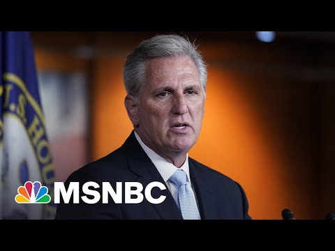 Kevin McCarthy Flirts With Felony By Threatening Telecom Companies On Jan. 6 Committee Request