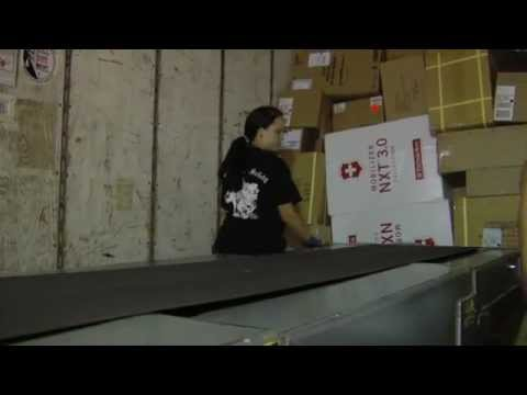 UPS - Part-Time Package Handler - Tara - YouTube
