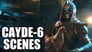 DESTINY 2 - Best Cayde-6 Scenes - Funny Moments