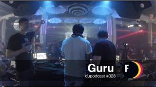 dupodcast 028 4 years of gurus kitchen guru f2