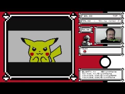 Pokemon Yellow (3DS Virtual Console) Live Stream - 001