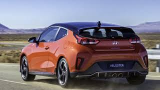 LOOK! Hyundai Veloster 2019 Exterior Interior Styling