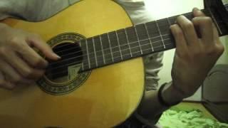 (Trần Quang Lộc) Về đây nghe em (Classic Guitar Solo)
