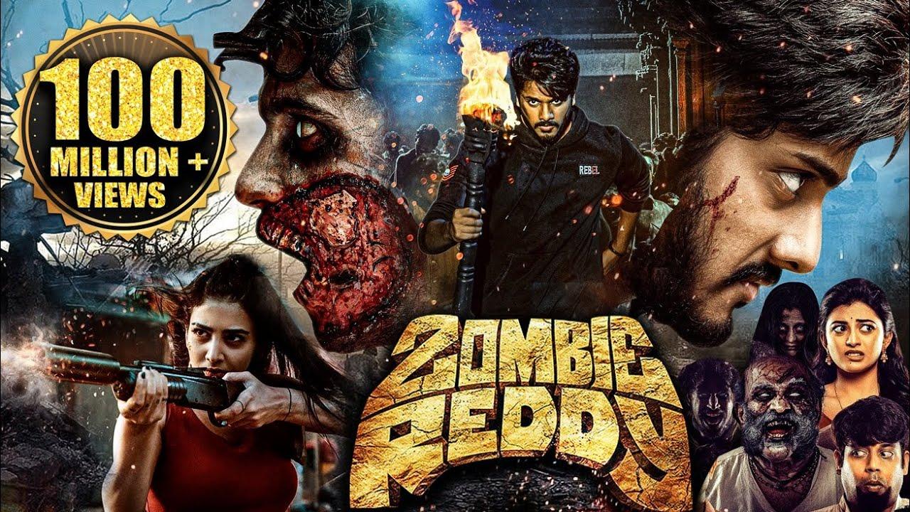 Download ZOMBIE REDDY (2021) NEW Released Full Hindi Dubbed Movie | Teja Sajja, Daksha | Prasanth Varma