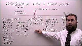 Como Ganar Un Alma a Cristo Jesus