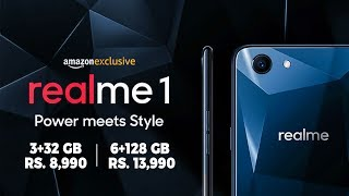 Real Me 1 Review & Specs | OPPO