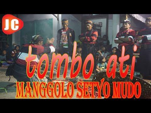 TOMBO ATI COVER BY JARANAN MANGGOLO CAHYO MUDO