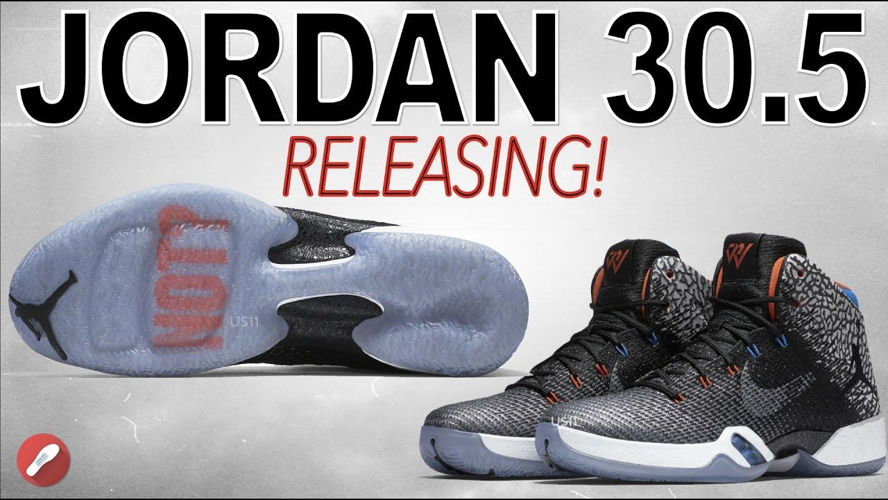 Jordans 30.5 Jordan 30.5 Westbrook PE