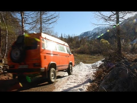 Aosta Spring 2017 - An Icy trip Into the Italian Alps