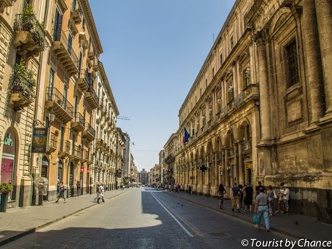 Catania, Sicily by Tourist by Chance