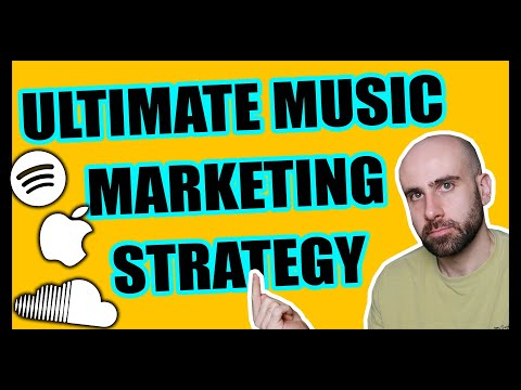 CREATE A MARKETING STRATEGY FOR YOUR MUSIC | Music Marketing