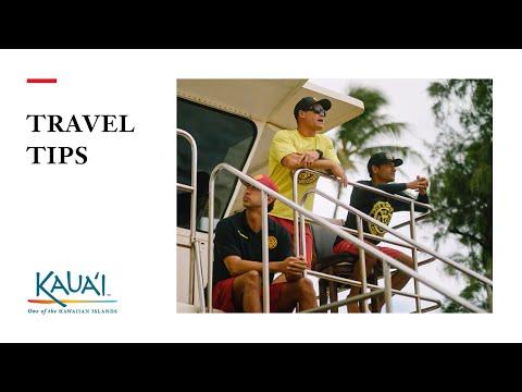 Kauai Travel Tips: Ocean Safety