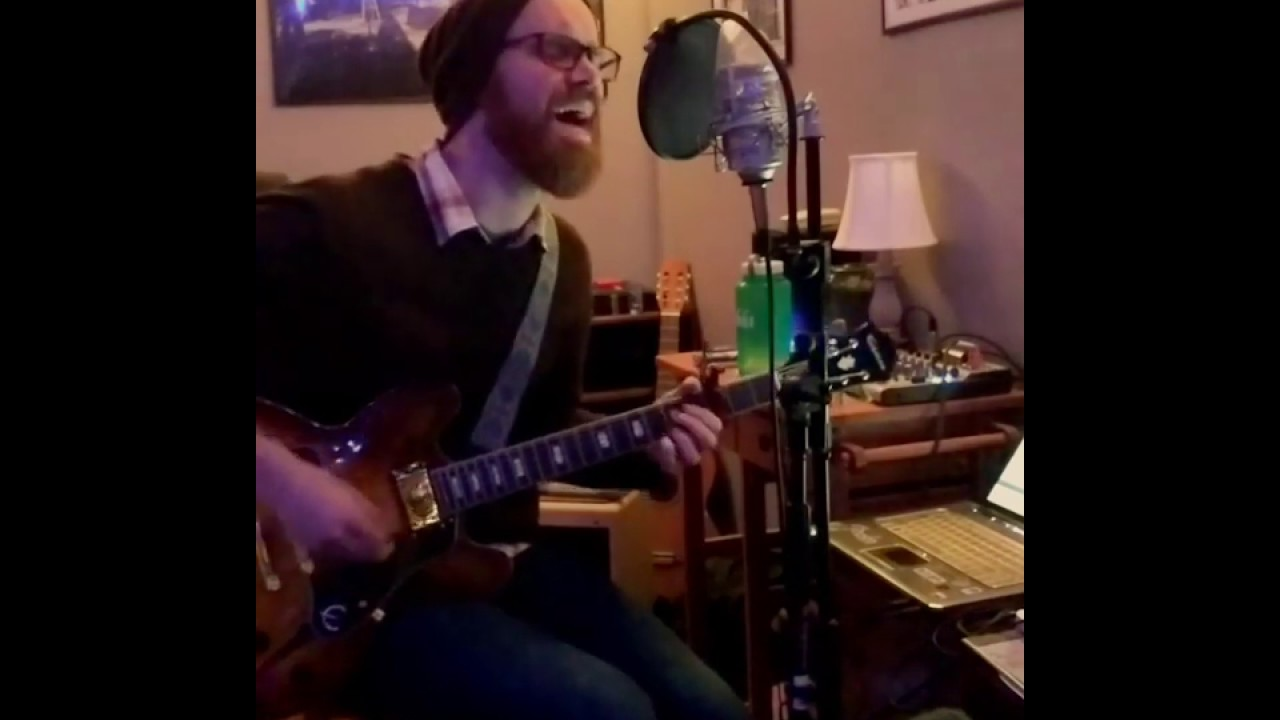 "Recording the ""Ice On the Mountain"" Demo (March 18)"