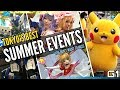 Tokyo's Best Summer Events! Subtokyo G1