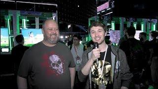 [Xbox E3 2018] ¡Saludo de Aaron Greenberg a la comunidad de Xbox España!