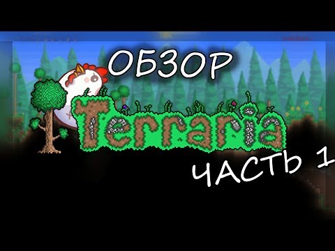 Обзор на Terraria //Часть #1