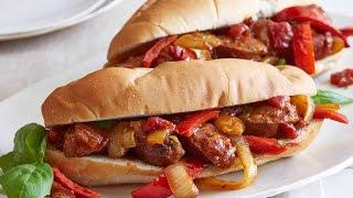How to Make Giada&#39s Sausage with Marsala Sauce  Food Network