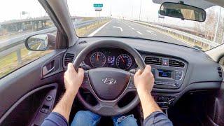 Hyundai i20 | Test Drive POV