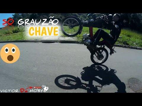 O GRAU MAIS CHAVE DE MOBY 4 TEMPO (Victor Da Moby) MOTO VLOG