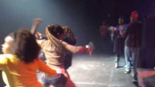 South Africa Kwaito Dancehall Dancers - African Storm Sound System