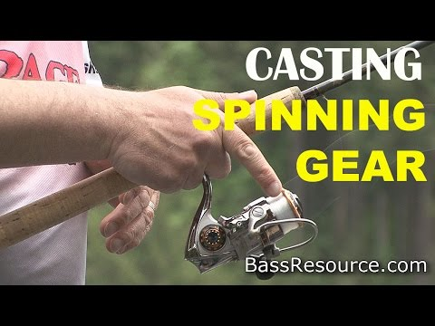 How To Improve Casting Accuracy and Distance with Spinning Gear