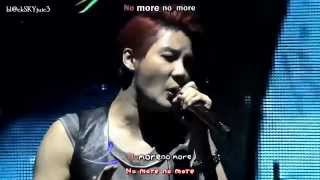 JYJ - So So LIVE (Membership Week 2014) [hangul / roman / eng sub] MP3