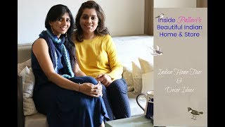 An Indian Home Tour : Inside Pallavi's Beautiful Indian Home & Store : Home Decor Tips & Ideas