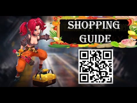 Hyper Heroes: Shop Guide (Basic FTP Style)