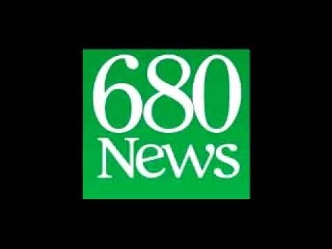 Colour Me on 680 News Toronto