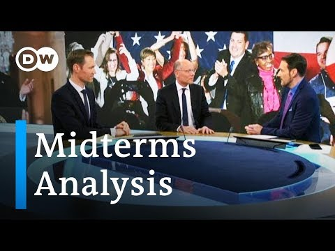 US midterm election results: The view from Germany | DW English