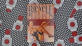 Bicycle Pin-up Playing Cards | Deck Review -Display