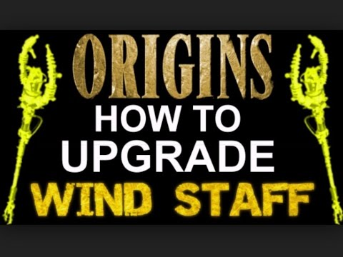 How To Upgrade The Wind Staff To The Boreas' Fury Tutorial
