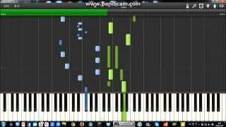 Harpsichord Suite in E 'The Harmonius Blacksmith'(Synthesia)