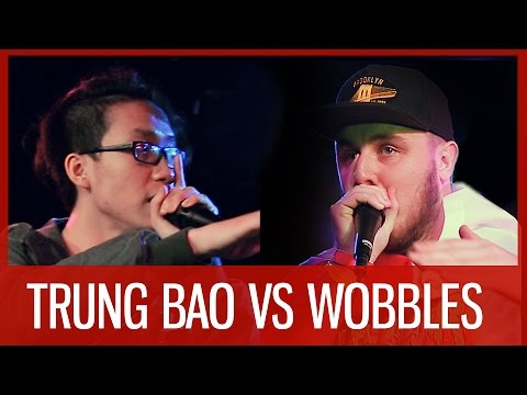 TRUNG BAO vs MR. WOBBLES  |  American Beatbox Championship 2016  |  1/8 Final