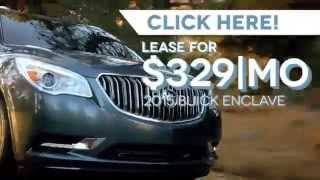 2015 Buick Enclave Lease Offer