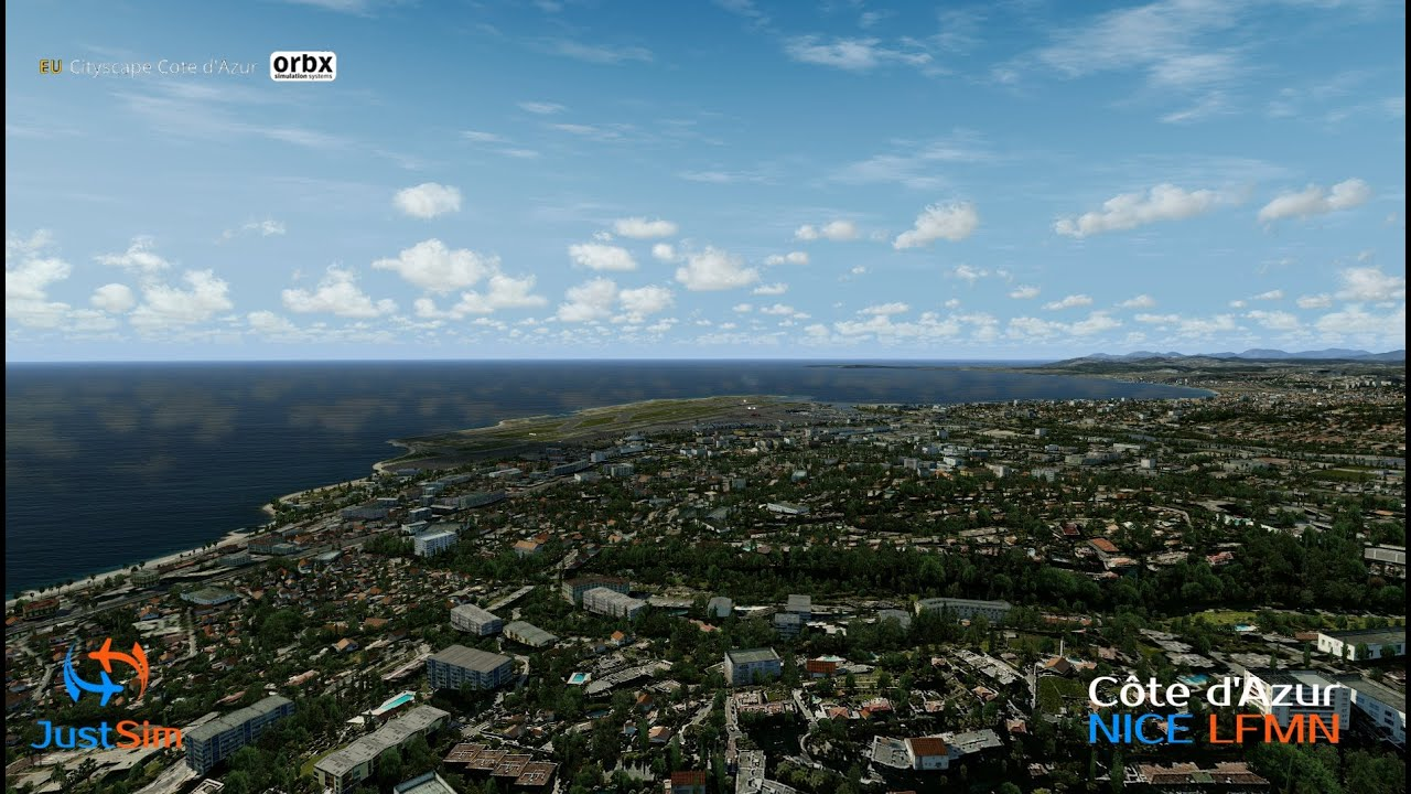 simMarket: JUSTSIM - NICE COTE D'AZUR AIRPORT - LFMN FSX P3D