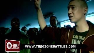 The O-Zone Battles: Shazaam vs Third Eye Part 2