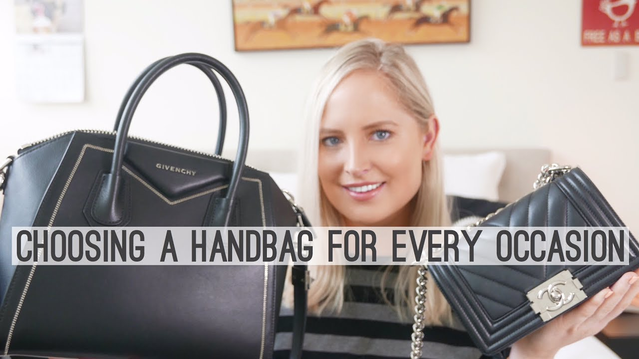 Choosing A Handbag For Every Occasion Tag Chloe James