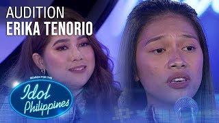 Erika Tenorio - Leaving On A Jet Plane   Idol Philippines 2019 Auditions