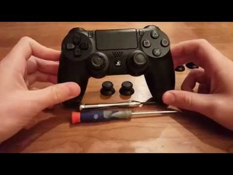 How to Replace Worn-Down Thumbsticks on PS4 Controller!