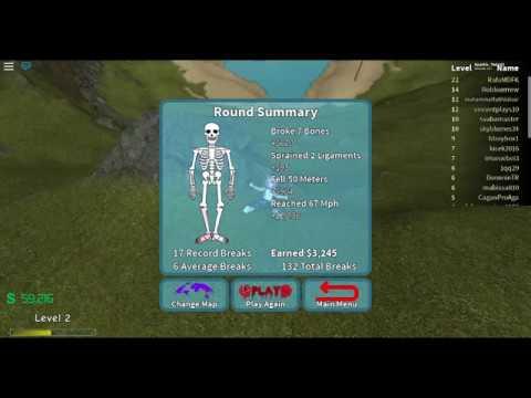 Roblox Broken Bones 4 Breaking My Bones