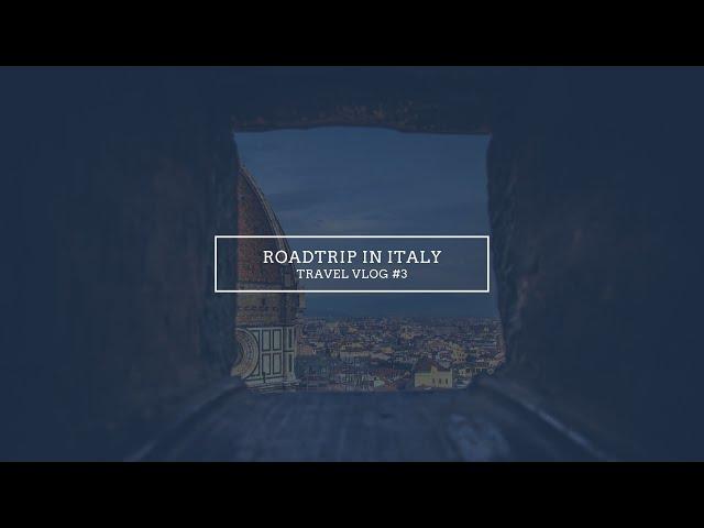 ITALY ROADTRIP I Firenze, Cinque Terres, Pisa & Gènes 🇮🇹🍝