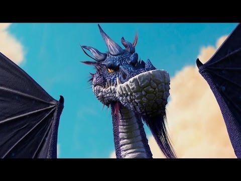 OSTATNI SMOK ŚWIATA - oficjalny zwiastun animacji