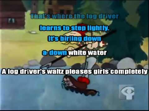 Log Driver's Waltz [ KARAOKE ]
