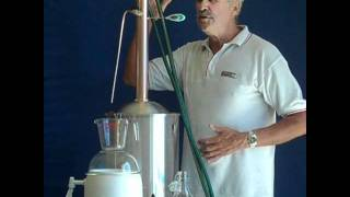 My Pure Distilling still for home brew spirits