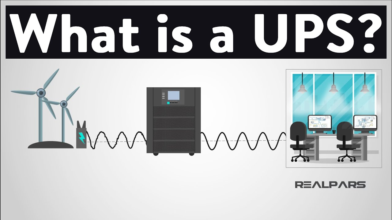 Download What is a UPS? (Uninterruptible Power Supply)
