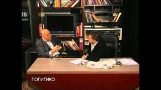 Stojan Andov gostin vo POLITIKO na Nasha TV 4 del